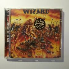 Head of the Deceiver by Wizard (CD, Jul-2001, SPV)