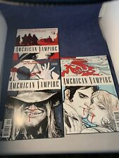 American Vampire #1 #2 #3 NM- 1st Prints Stephen King Vertigo Comics