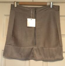 Missguided Mini Skirt, Size 14, Bnwt