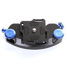 Camera Fast Loading Backpack Waist Belt Buckle Mount Hanger Clip Adapter DSLR