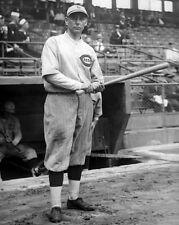 1920 Cincinnati Reds EDD ROUSH Glossy 8x10 Photo Vintage Baseball Print Poster