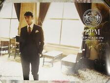 2PM Republic of 2011 Taiwan Promo Poster (Jang WooYoung Ver.)
