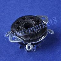 8pc Vintage Tube 8Pin Octal Bakelite Socket KT88 EL34 5Y3GT 5AR4 6CA7 5U4G 6L6GC