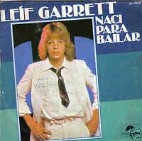 LEIF GARRETT-NACI PARA BAILAR SINGLE 1978 SPAIN R-R