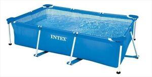INTEX Frame Pool - Family - 260x160x65 cm - Schwimmbecken