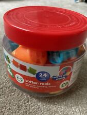 ELC Cotton Reels