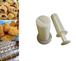 Pineapple Jam Tart Nastar Semperit Plunger Presser Cookies  tool mold