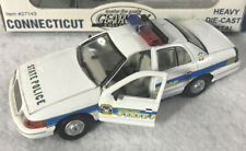 Gearbox Limited Edition 1/43 ~ Connecticut State Police '01 Crown Victoria ~ NIB