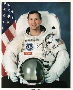 Autogramm - Pierre J. Thuot (Astronaut)