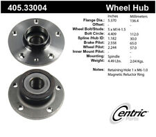 Wheel Bearing and Hub Assembly-Premium Hubs Rear Centric 405.33004