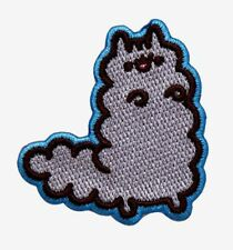 PUSHEEN STORMY Embroidery Iron On Patch