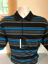 Nwt Nike Dri Fit Tour Performance Polo Short Sleeved Golf Shirt Size M $69