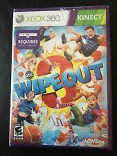 Wipeout 3 Microsoft Xbox 360 Kinect *Factory Sealed! *Free Shipping!