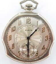 Elgin Antique Pocket Watches
