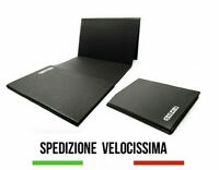Materassino Pieghevole 180 cm Tappetino Yoga Pilates Palestra Fitness Ginnastica