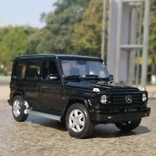 Mercedes-Benz G-Class G500 Model Cars Toys 1:24 Collection Alloy Diecast Black
