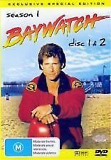 Baywatch : Season 1 - Disc 1 & 2 (DVD, 2-Disc Set) - Region Free