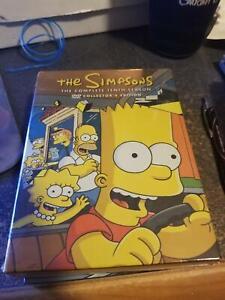 The Simpsons - Tenth Season 10 - DVD Set - NEW SEALED
