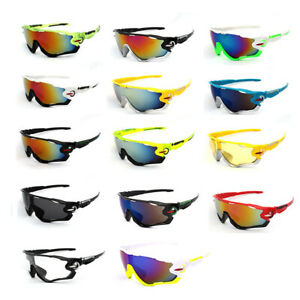 Wholesale and retail cycling outdoor glasses men's sunglasses bicycle sunglasses