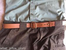 Sam Browne Trouser Belt All Sizes
