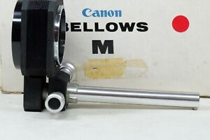 Canon Bellows M with Slide Duplicator 55 In BOXES