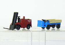 Mehlhose Balkancar + Ses Forklift German Reichsbahn