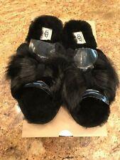 UGG Mirabelle Slipper Womens Size 8 Black