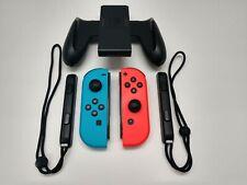 Nintendo Switch Joy-Con (L/R) Gamepad - Neon Red/Neon Blue