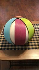 Super Rare Longaberger Beach Ball Collector Club Gathering colorful 1 of 20 O-21