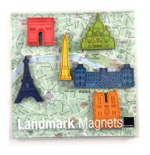 Paris Landmark Fridge Magnets - Landmarks of the fabulous city