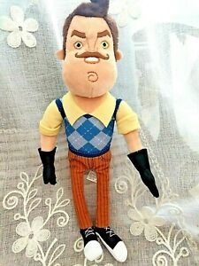 "Hello Neighbor 10"" Plush Toy"