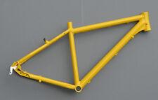 "Trekkingrad Rahmen Twinroad Sport Herren 45 cm dunkelgelb  28"" Alu NR612"