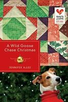 A Wild Goose Chase Christmas (Quilts of Love) by AlLee, Jennifer Book The Fast