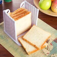 Foldable Bread Toaster Slicer Bagel Slicer Loaf Sandwich Cutting Mould