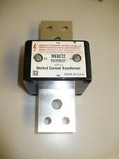 1pc. Square D Me8Ct2 Micrologic Neutral Current Transformer, Series 3, New Pulls