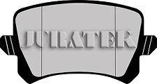 JURATEK QUALITY BRAKE PADS REAR JCP060