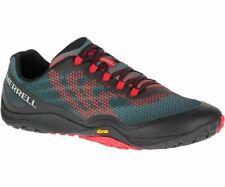 Mens Merrell Trail Glove 4 Shield Trail Vibram Running Trainers Sizes 7 to 12