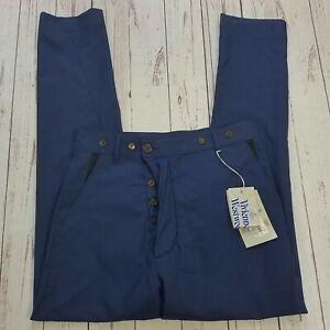 Vivienne Westwood MAN Alcholic Asymmetrical Trousers IT Size 46