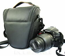 Camera bag case for Nikon DSLR D5200 D3200 D3100 D3500 D5100 D600 D90 D60 D800