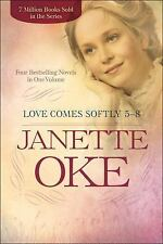 Love Comes Softly 5-8 by Janette Oke (2016, Paperback)