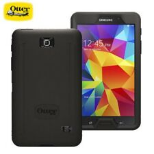 Otterbox Defender Rugged Case BLACK for Samsung 7.0 Galaxy Tab4 tablet Brand New