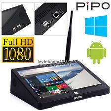 Original PIPO X9 Window 10 8.9inch screen Mini Pc Dual OS TV BOX Intel Tablet PC