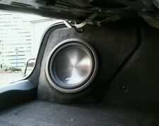 Holden Cruze Sedan 2008-2017 12inch sub Fibreglass subwoofer box - drivers side