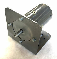 3 HP 12 Volt DC Motor with mounting bracket Electric Car / Bike / Project