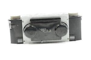 David White Stereo Realist Camera Model 1041 f3.5 Lens #419