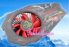 XFX ATI Radeon HD5750 Video Card Heatsink Cooler Cooling Fan 4x43mm #M771 QL