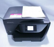 HP OfficeJet Pro 6968 Wireless All-In-One Inkjet Printer Tested 1390 page count