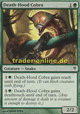4x Death-Hood Cobra (mort cou-Kobra) Jace vs. vraska Magic