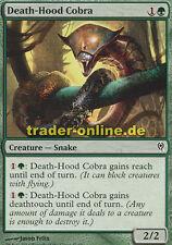 4x Death-Hood Cobra (Todesnacken-Kobra) Jace vs. Vraska Magic