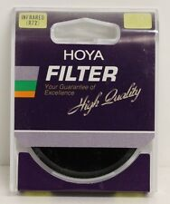Genuine 62mm Hoya IR Infrared (R72)  Filter Brand New & Sealed